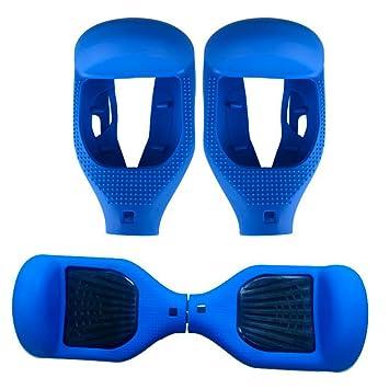 FOLLOW UP - Carcasa Protección Hoverboard Unisex, Azul ...