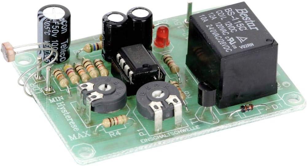H Tronic Dämmerungsschalter Bausatz 12 V Dc Spielzeug