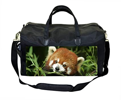 Image Unavailable. Image not available for. Color  Baby Red Panda Gym Bag 18f83c497d34e