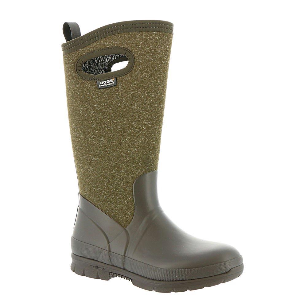 Bogs Crandall Tall Boot - Women's Chocolate Multi, 6.0