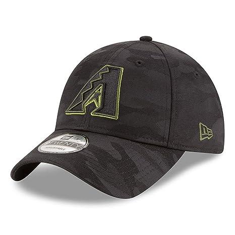 Amazon.com   New Era Arizona Diamondbacks Memorial Day Camo 9TWENTY ... aad4a23d0a50