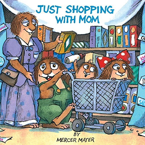 Just Shopping with Mom (A Golden Look-Look Book) ()