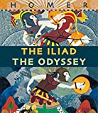 img - for The Iliad/The Odyssey Boxed Set book / textbook / text book