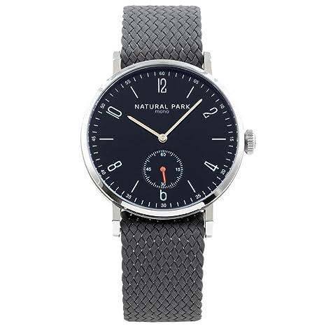 Prettyia Reloj de Pulsera Accesorio de Regalo para Deportista Redondo Reloj Casual para Cada Ocasion -
