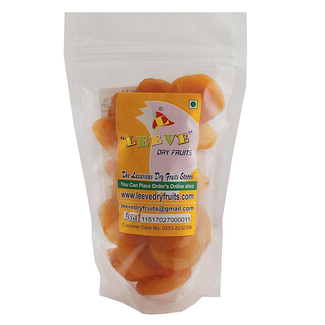 Leeve Dry Fruits Dried Turkey Apricot Premium - 200Gms