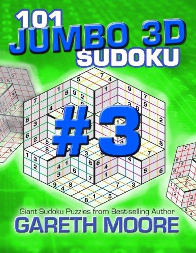 101 Jumbo 3D Sudoku Volume 3 - 3d Sudoku