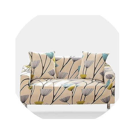 Meet at Corner-sofa cover Funda de sofá Universal de Tela ...