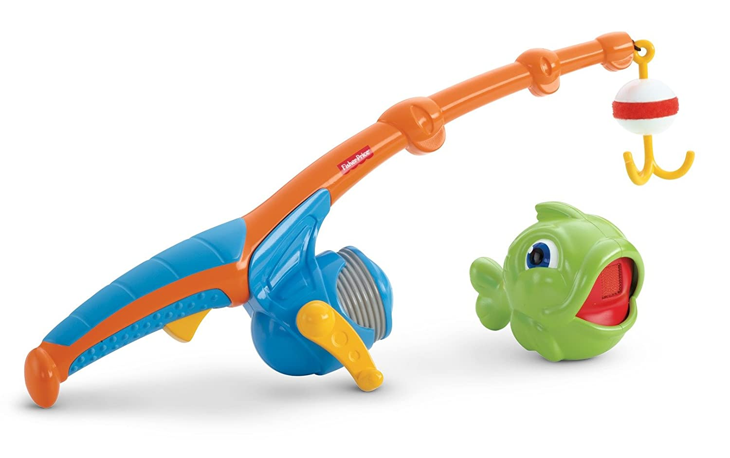 Amazon.com: Fisher-Price Fishing Pole: Toys & Games