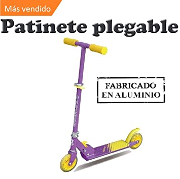 Patinete Scooter con manillar ajustable