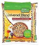 Wild Harvest A1204 Wh Daily Blend Univ Med/Lg Bird 3 lb Bag (3)