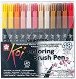 Sakura Koi Color Brush Set 48 by Sakura