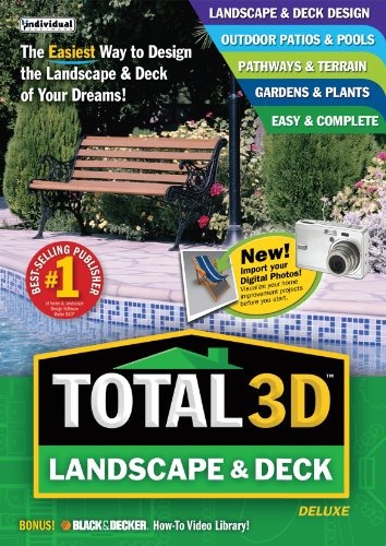 Total 3D Landscape and Deck 11 [Download] by Individual Software