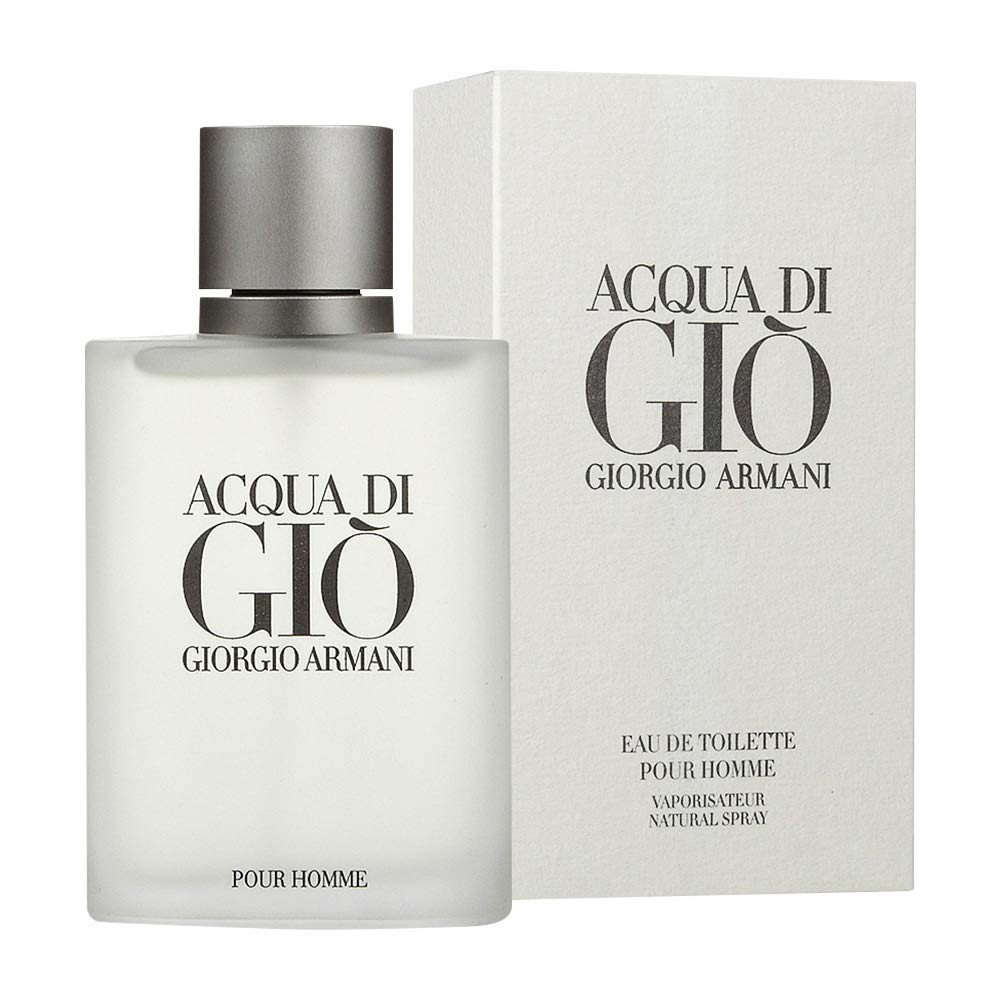 Acqua Di Gio De Giorgio Armani Eau De Toilette Masculino 50 ml
