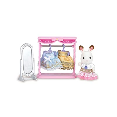 Calico Critters Dressing Area Set: Toys & Games