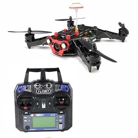 boyiya nueva Eachine Racer 250 FPV Drone F3 Naze32 CC3D I6 2.4 G 6 ...