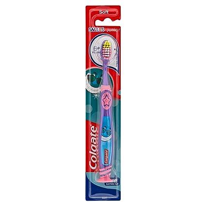 Cepillo colgate - Infantil smiles+5