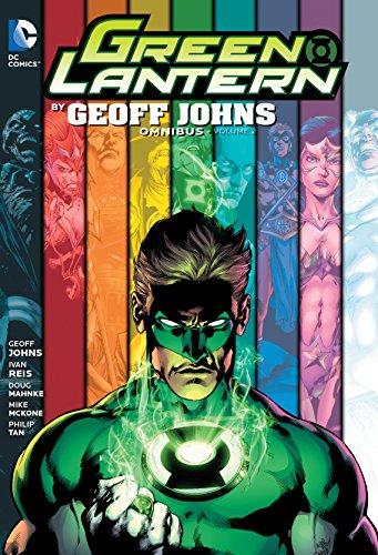 Green Lantern by Geoff Johns Omnibus Vol 2