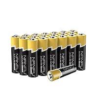 Amazon.com deals on 20-Pack Nanfu AAA Alkaline Batteries