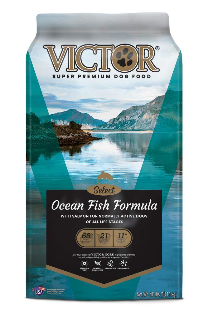 Victor Select – Ocean Fish Formula, Dry Dog Food