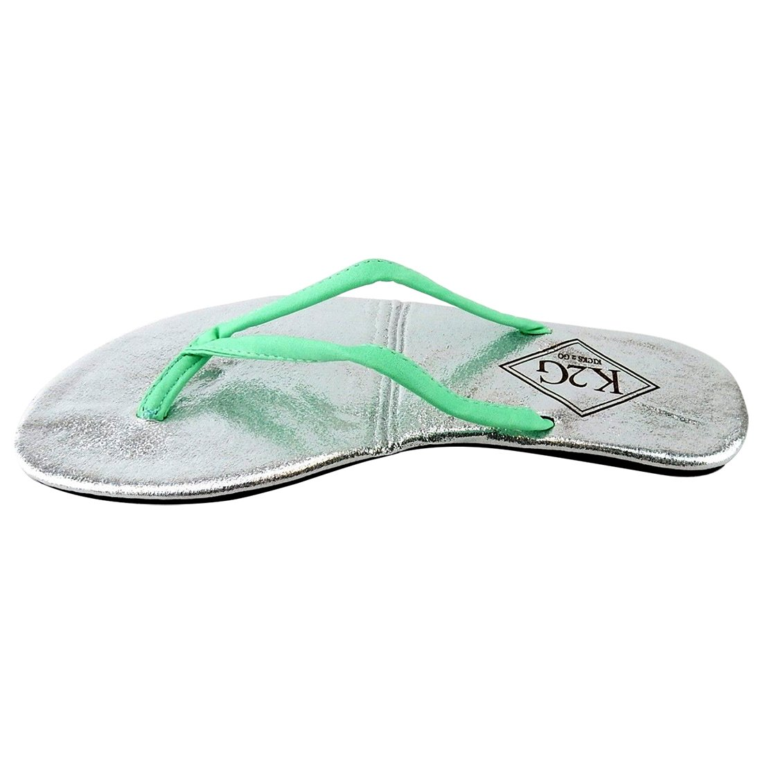 2cf0af46a Amazon.com  Ladies  Folding Flip-Flops with Pouch