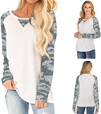 Mujer Camiseta Mangas Largas,🍒 Madeuf 🍒 deporte Camiseta ...