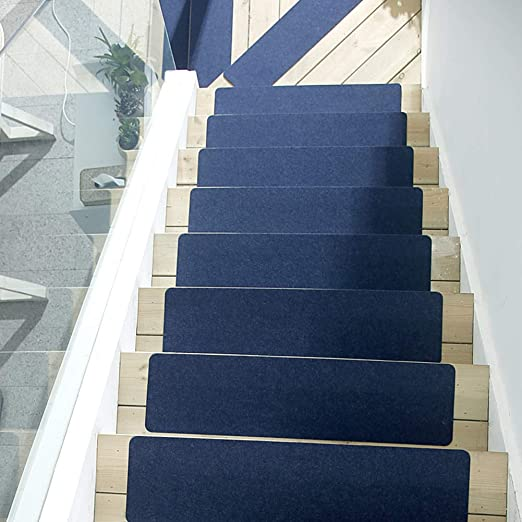 decorative indoor stair railings decorative indoor stair.htm amazon com qtdz non slip stairs rug  home stair mats treads  amazon com qtdz non slip stairs rug