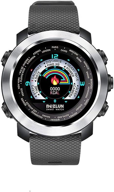 Amazon.com: Smartwatch Waterproof - Yezijin W30 Sports ...