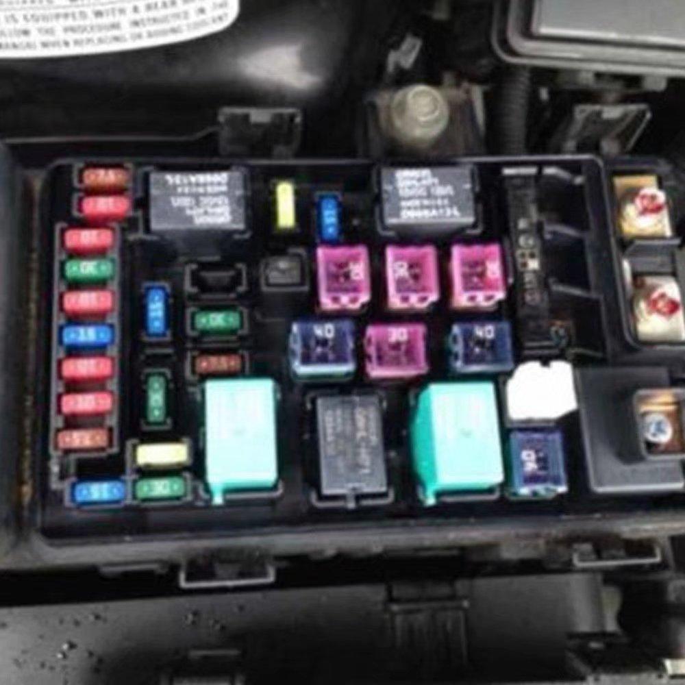 Kingfurt For Acura Tl Honda Accord Civic Omron Fuse Rsx Accessory Box Relay G8hl H71 12vdc A C Compressor Automotive