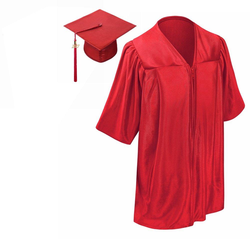 lescapsgown Kindergarten Graduation Gown Cap Tassel Set 2017 (2018 Available) CP18K