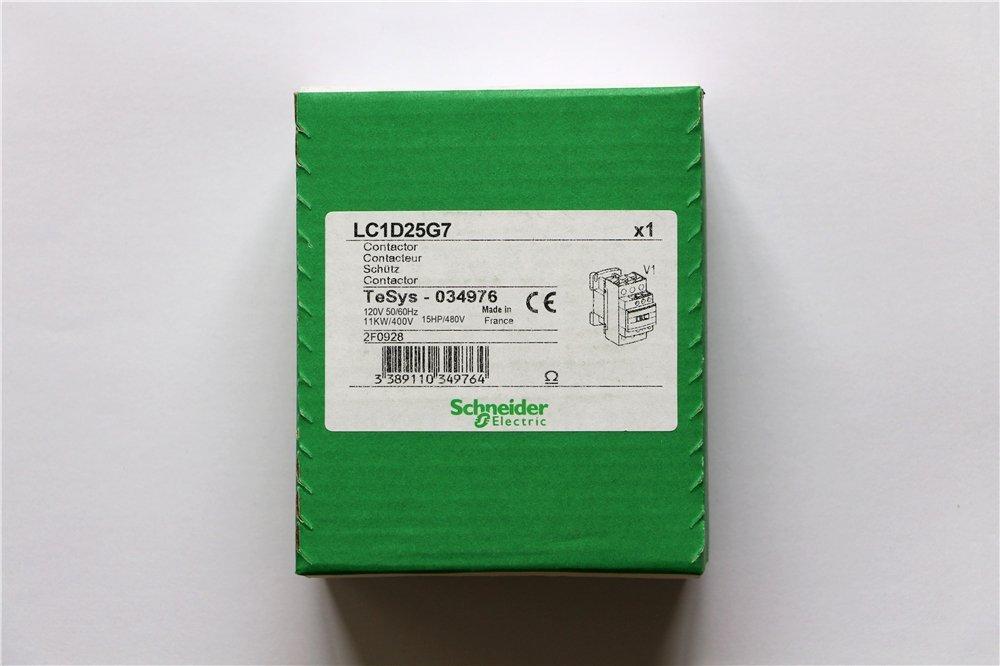 230V Coil Brand New Schneider 15962 4Pole 25A Contactor