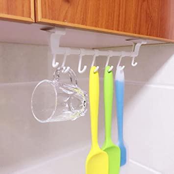 hkfv diseño creativo cocina perchas de cocina soportes para toalla esponja para lavar platos papel higiénico
