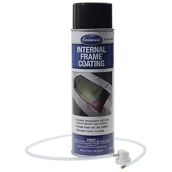 Amazon.com: Eastwood 12515Z Internal Frame Coating Rust Prevention ...