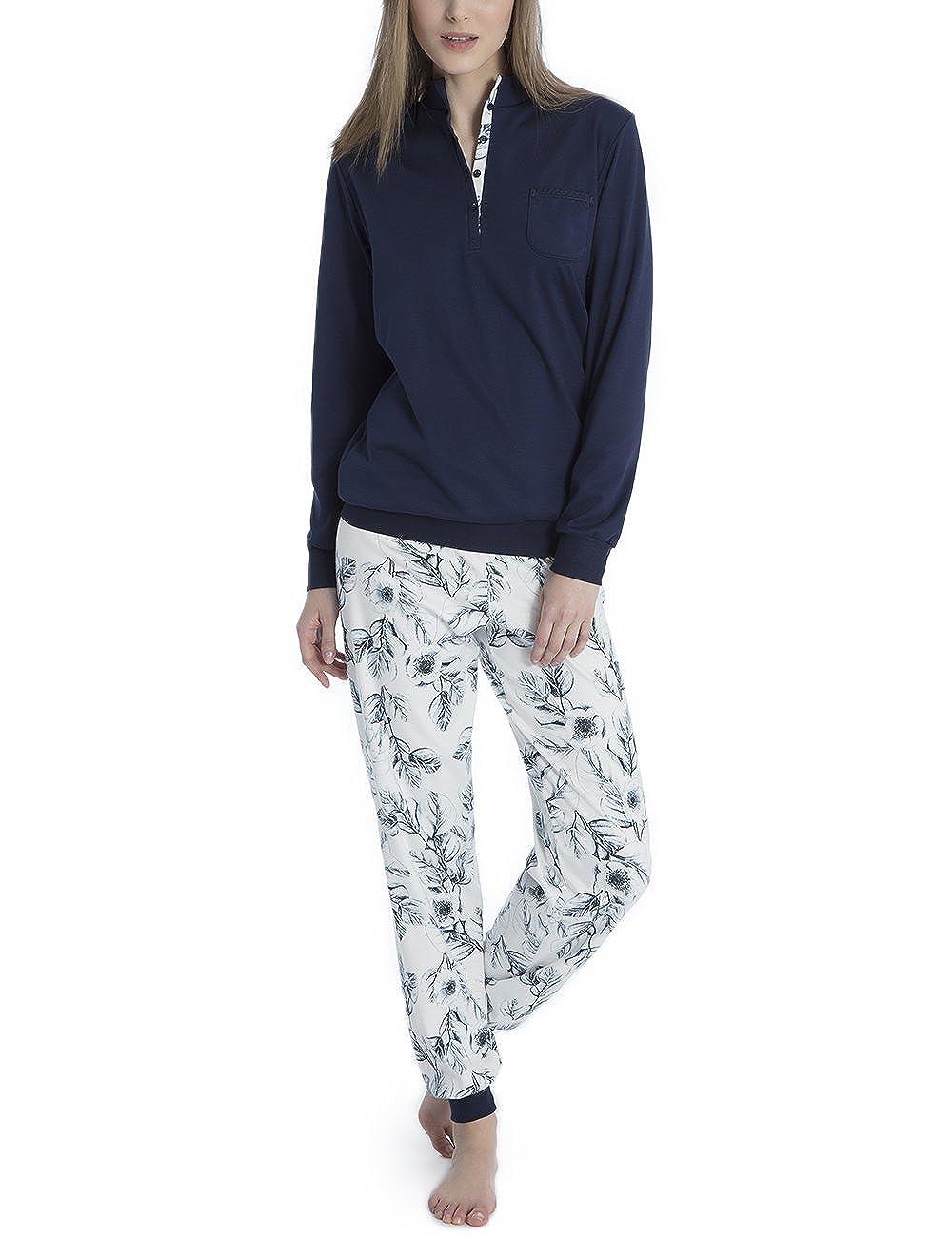 TALLA XS. Calida Rosanna Conjuntos de Pijama para Mujer