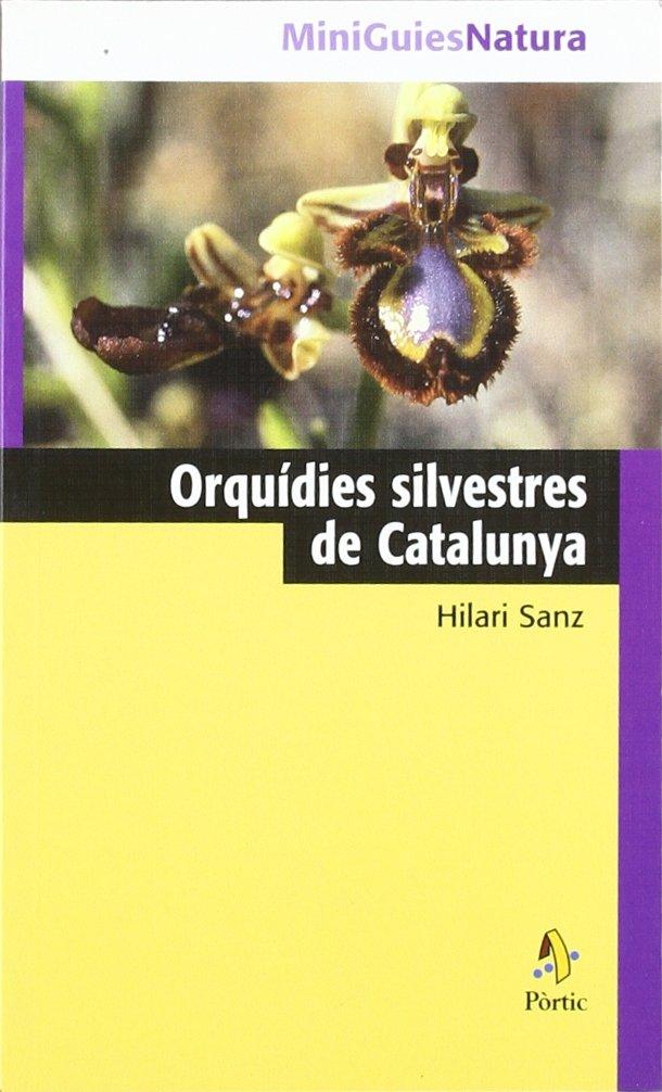 orqudies silvestres de catalunya miniguies de natura