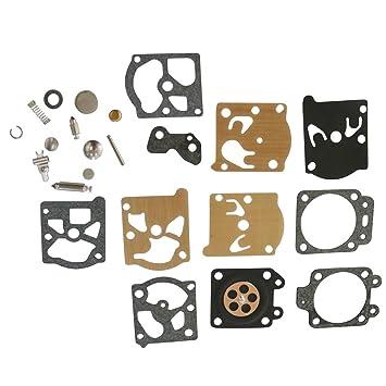 Générique carburador Kit de reparación juntas y juntas para sachs ...