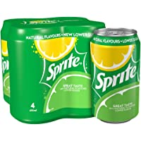 Sprite Lattina 330 ml - 4 lattine