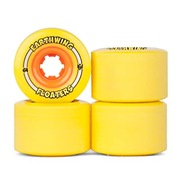 eart hwing Slide Wheels Mini de floaters 64 mm - 84 A - amarillo - Ruedas para Cruiser Skateboards: Amazon.es: Deportes y aire libre