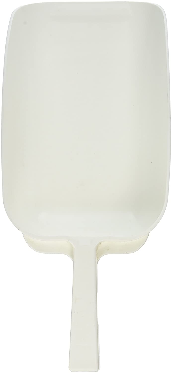 New Star Foodservice 34400 pastic ice scoop 12 oz Clear