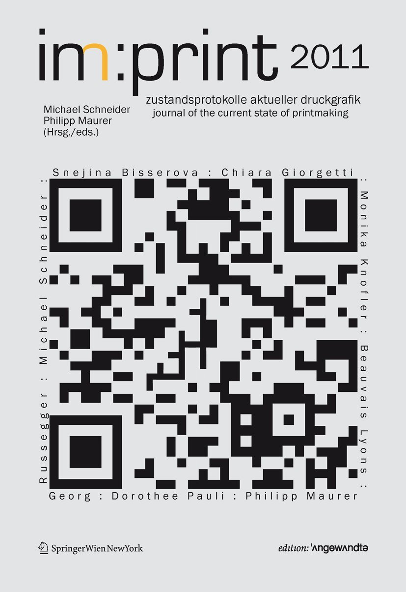 im:print 2011 (Edition Angewandte) (German and English Edition)