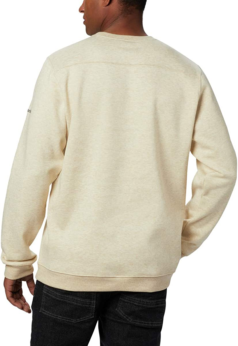Soft Pullover Columbia Mens Hart Mountain Graphic Crew