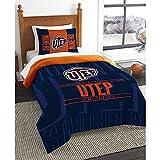 "Kansas City Royals MLB Twin Comforter Set (Grand Slam Series) (64"" x 86"")"