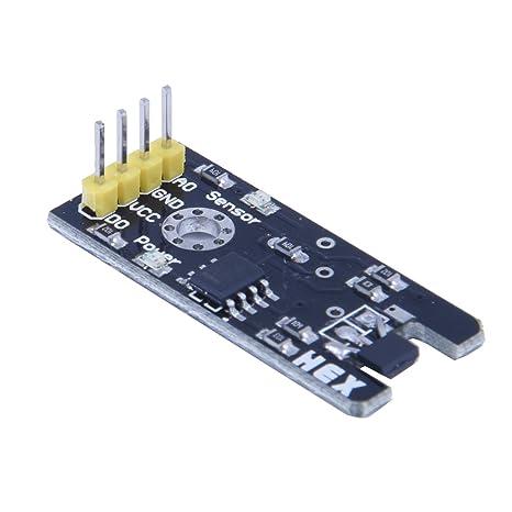 SODIAL(R) Modulo de Sensor Hall para Deteccion de Campo Magnetico