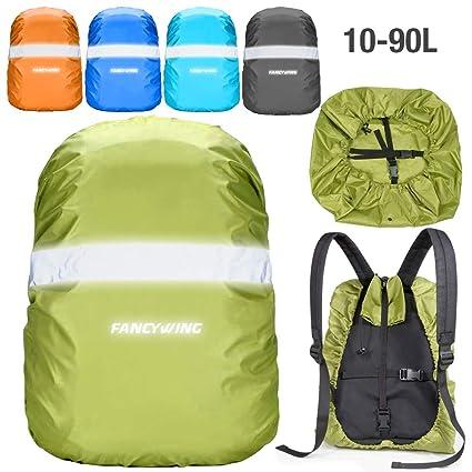 aa1f2de0cf48 Amazon.com   FANCYWING Waterproof Backpack Rain Cover with ...