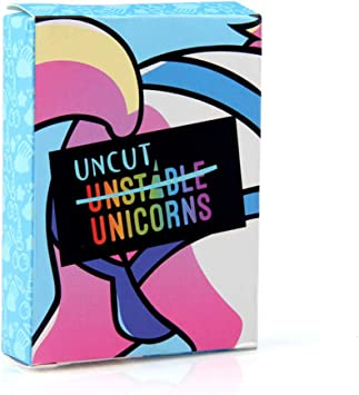 ROSEEH Juego Completo de Cartas de Unicornio, Juegos de Cartas ...