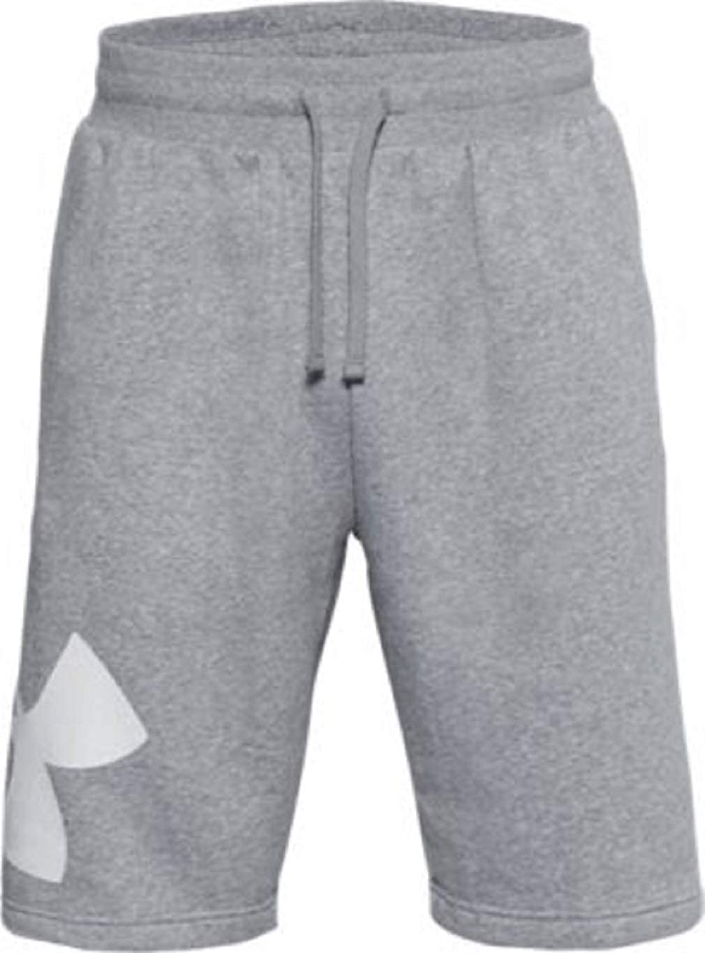 Under Armour Mens Rival Fleece Logo SweatShort Shorts 40/% OFF