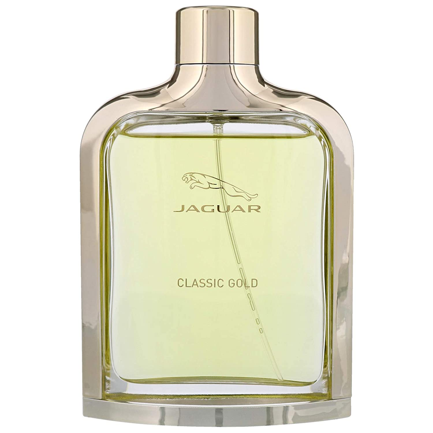 Amazon.com: Jaguar Classic Gold Eau de Toilette Spray para ...