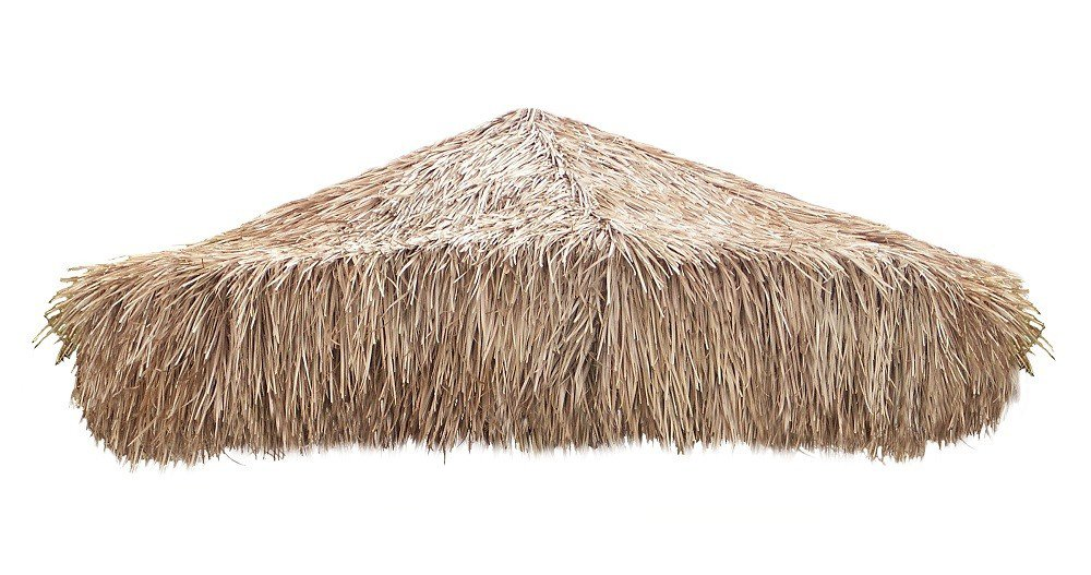 Mexican Palm Thatch Umbrella Cover 9'