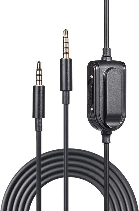 Cable de repuesto A10 A40 para control de volumen en línea con ...