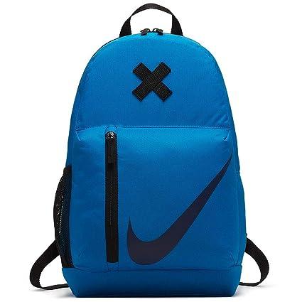Mochila Nike – Elemental Azul/Negro/Azul