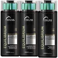 Truss Equilibrium 2 Shampoos 300ml + 1 Condicionador 300ml
